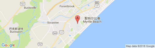 默特尔比奇机场 Myrtle Beach International Airport图片
