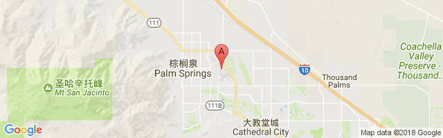 Palm Springs机场 Palm Springs International Airport图片
