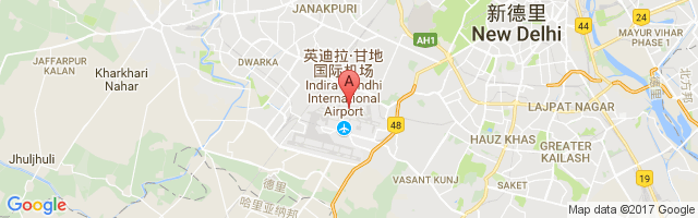 德里机场 Indira Gandhi International Airport图片
