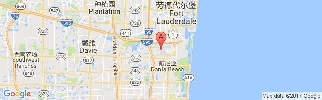 劳德代尔堡-好莱坞国际机场 Fort Lauderdale Hollywood International Airport图片