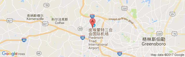 格林斯伯勒机场 Piedmont Triad International Airport图片
