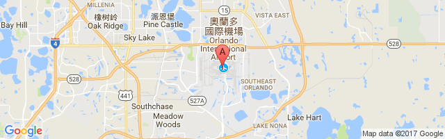 奥兰多国际机场 Orlando International Airport图片